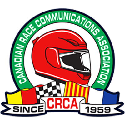 CRCA – Canada Race Communications Association Logo