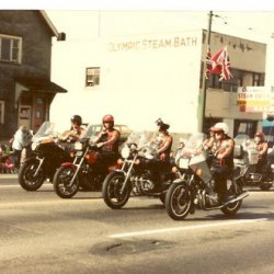 Greater Vancouver Motorcycle Club