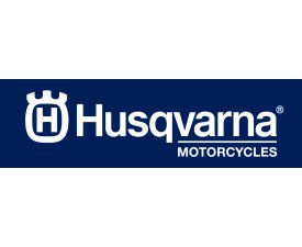 Husqvarna Motorcycles text and logo